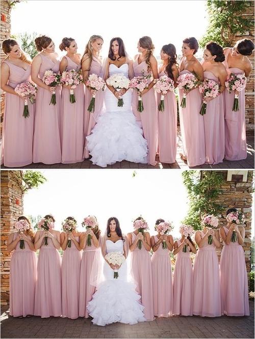 Прически на свадьбу подруги