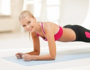 Планка, самое полезное упражнение для фигуры  польза и вред 3c2345d4878