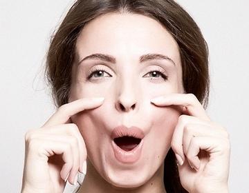 Как сделать макияж для круглого и овального лица 16