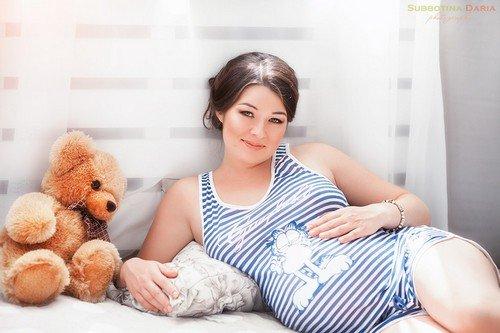 3 лучших идеи для фотосессии беременных