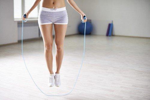 комплекс упражнений для похудения икр ног