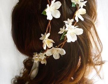 цветы для волос картинки