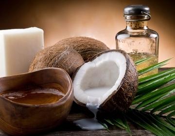 Кокосовое масло - эффективное средство от солнечных ожогов