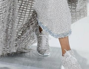 359f34b3a0e3 Женские кроссовки Шанель  стильно, модно, современно