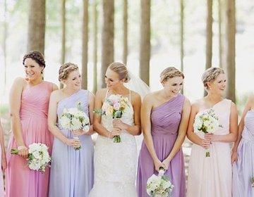 04628859119 Платье для свидетельницы на свадьбу  цвет