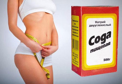 Похудение От Соды Отзывы. Сода для похудения