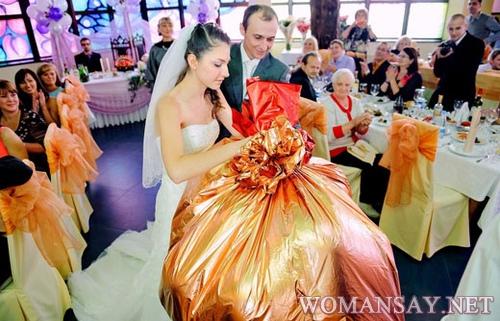 Поздравления и сюрпризы к свадьбе