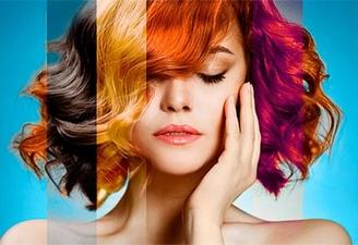 как подобрать идеальный цвет волос тест