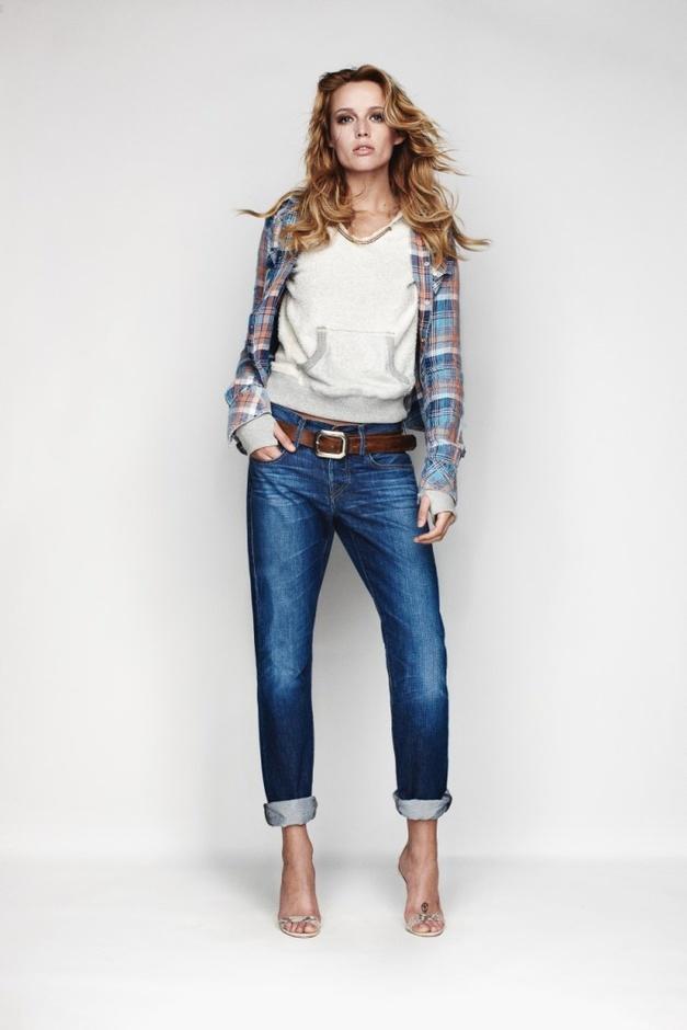 Известные джинсы доставка