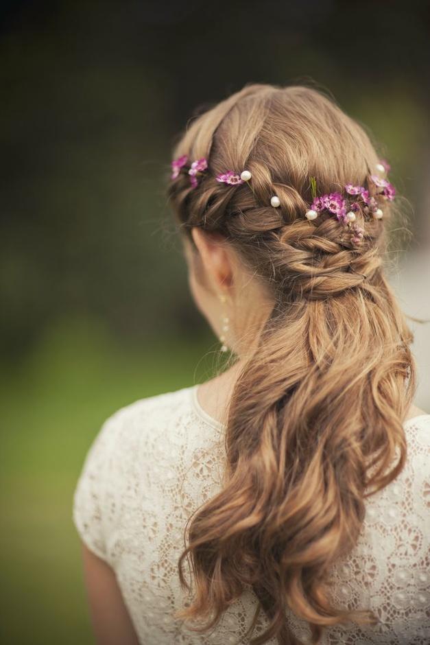 оказалось, галактики фото плетение волос цветком простое