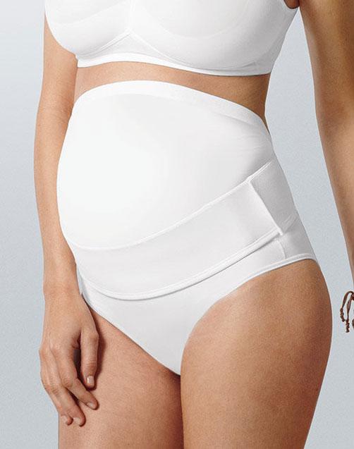 Когда и как одевать бандаж для беременных