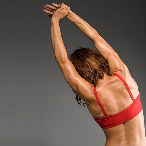 Как убрать жир со спины и боков у женщин?