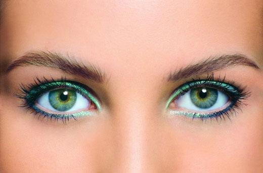 Как красить глаза карандашом. Как правильно и красиво накрасить глаза карандашом