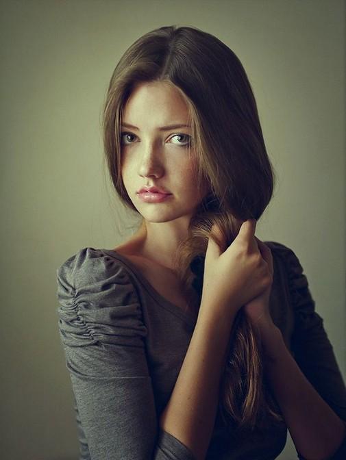 Изумительный макияж для глубоко посаженных глаз