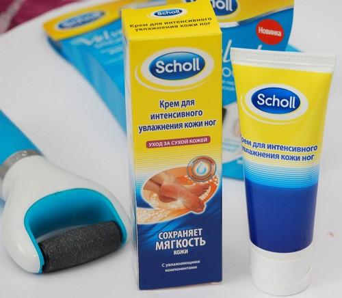 Комплексный уход за кожей ног с пилкой scholl, особенности ее работы и способы применения