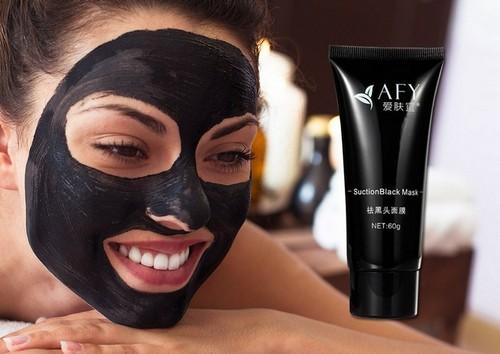 черная маска с желатином отзывы