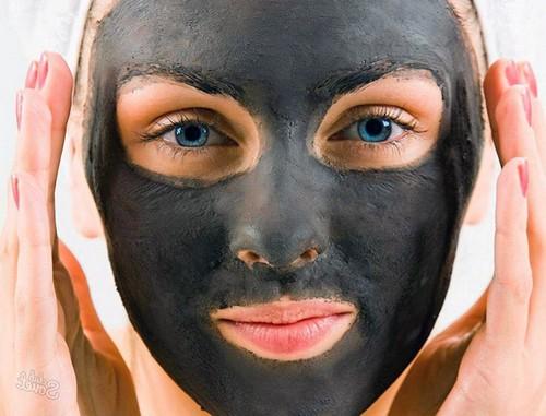 маска из активированного угля без желатина