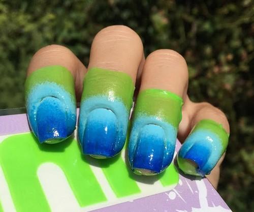 Эффективные способы которые помогут накрасить ногти не испачкав кутукулу