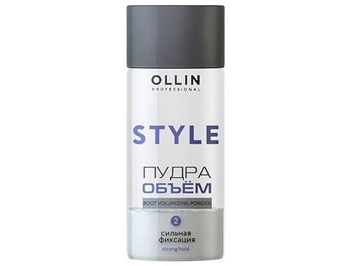 Ollin Professional Style Strong Hold Powder