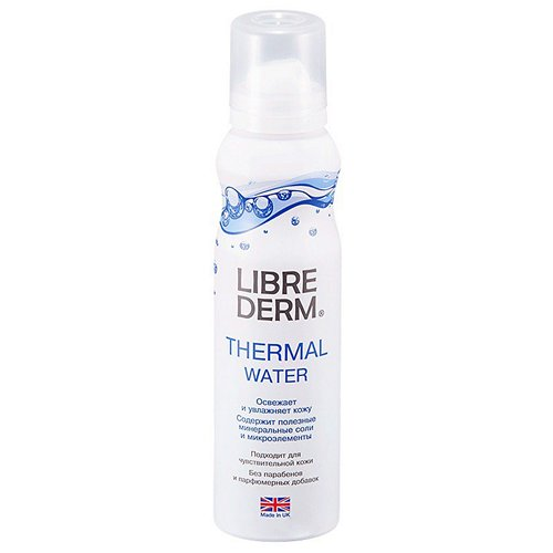 thermal water Librederm