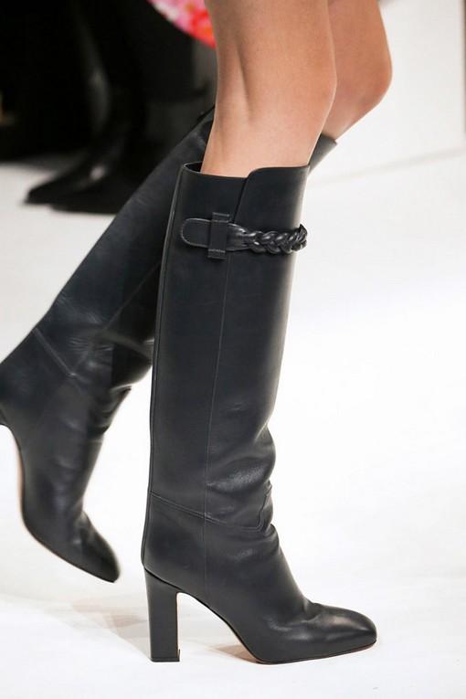 a5fa21f236c451 Модная обувь осень-зима 2014-2015: дизайн и стиль, форма и материалы