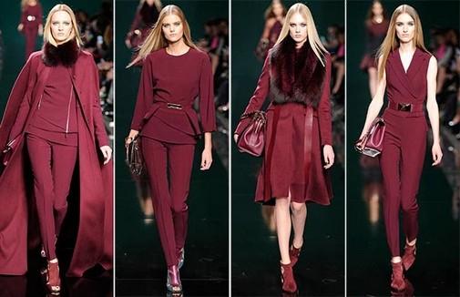 Модный цвет платья сейчас
