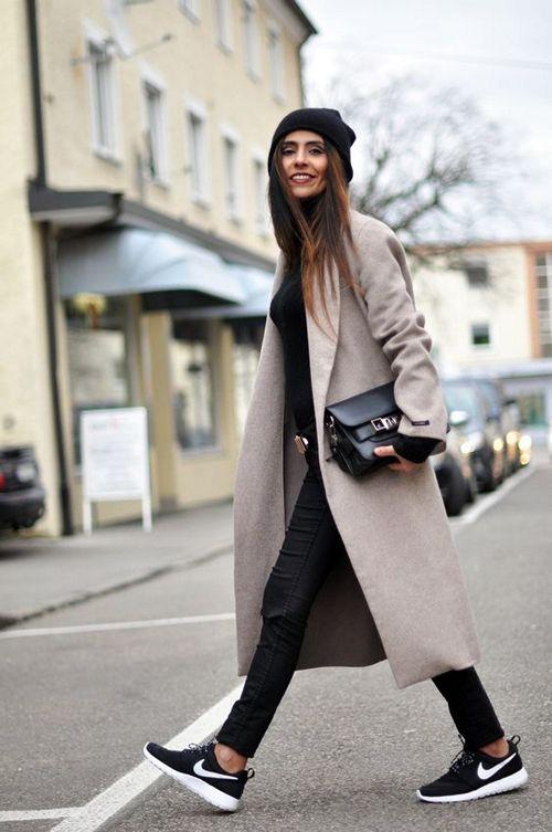 Юбка кроссовки пальто