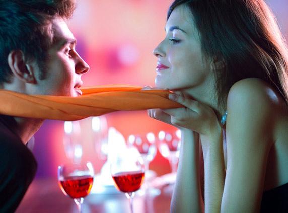 Как намикнуть мущине о сексе