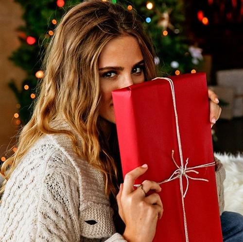 Новогодние подарок для девушки 565